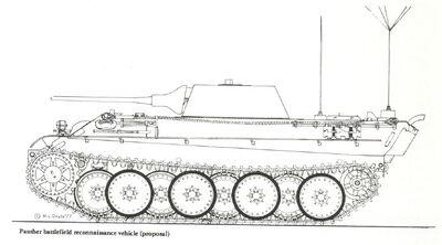 Aufklärungspanzer Panther