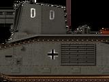 10,5cm leFH 18/3 auf Geschutzwagen B2 740(f)