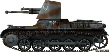Panzerjager I Series 1