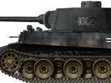 Panzerkampfwagen VI Tiger Ausf.H2 / VK45.01(H2)