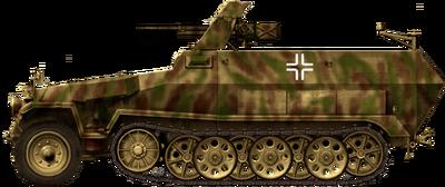 Sd.Kfz.251-10 Ausf.C