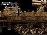 15cm Panzerwerfer 42 auf Selbstfahrlafette Sd.Kfz.4/1