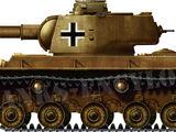 Panzerkampfwagen KV-1B 756(r)