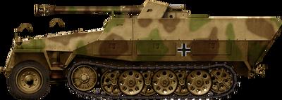 Sd.Kfz.251-22 Ausf.D