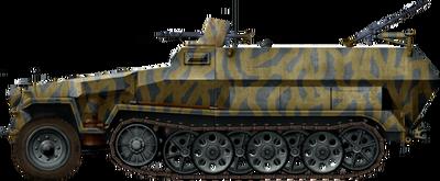 Sd.Kfz.251-2 Ausf.C