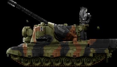 Flakpanzer Gepard