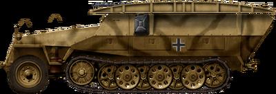 Sd.Kfz.251-7 I Ausf.D