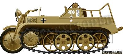 Sd.Kfz.2 Kettenkrad