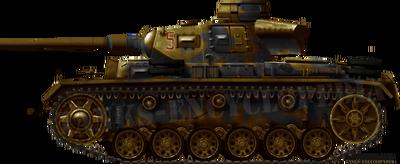 Panzer III Ausf.L Tropical