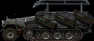 Sd.Kfz.251-1 II Ausf.B