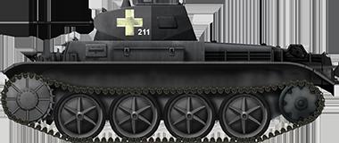 Panzer II Ausf.D