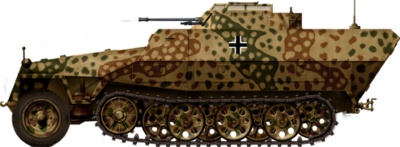 Sd.Kfz.251-23 Ausf.D
