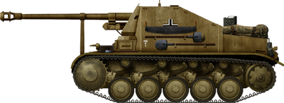Marder II Ausf.A-B-C-F