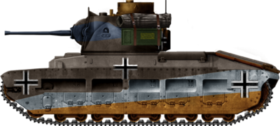 Infanterie-Kampfpanzer Mk.II 748(e)