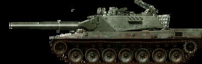 Kampfpanzer Leopard Experimentalentwicklung Keiler