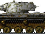 Panzerkampfwagen KV-1C 753(r)
