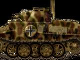 Panzerkampfwagen I Ausf.F (VK18.01)