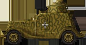 Panzerspähwagen BA 202(r)