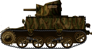 Panzerkampfwagen T13(b)