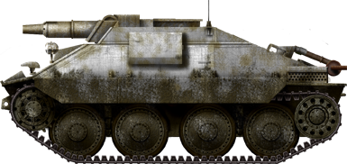 Jagdpanzer 38(t) mit 7,5 cm KwK 37 L-24