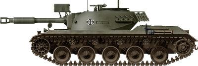 Spahpanzer RU 251