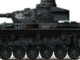 Panzerkampfwagen III Ausf.F (3,7cm KwK 36 L/45)