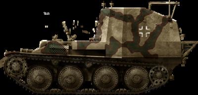 Munitionspanzer 38(t) (Sf.) Ausf.K