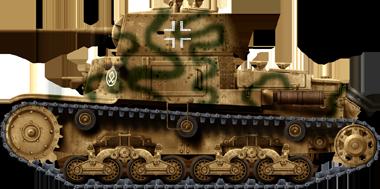 Panzer M13-40 736(i)