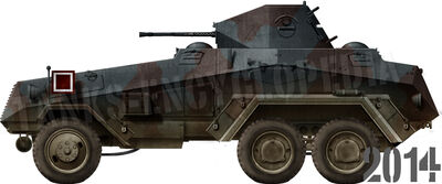Sd.Kfz.231 (6-Rad)