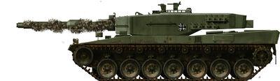 Leopard 2 Erprobungsserie (pre-serie)