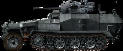 Sd.Kfz.251-17 Ausf.C