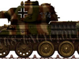 Panzerkampfwagen T-34 747(r) (Model 1942 Uralmash)