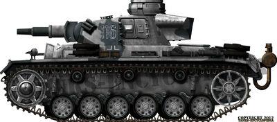 Panzer III Ausf.N
