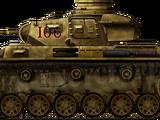 Panzerbefehlswagen III Ausf.H