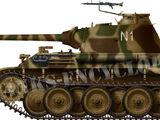 Panzerkampfwagen V Panther Ausf.A