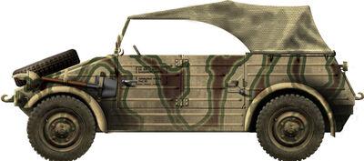Kubelwagen 3