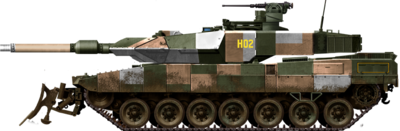 Leopard 2A5 PSO