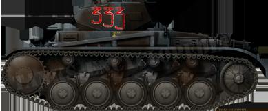 Panzer II Ausf.A