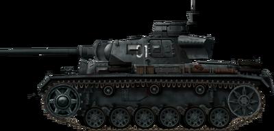 Panzerbefehlswagen III Ausf.K