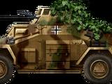 Sd.Kfz.222 Late