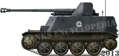 Marder II Ausf.D-E