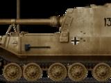 Panzerjäger Tiger (P) Ferdinand (Sd.Kfz.184)