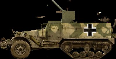 Captured T28E1(a)
