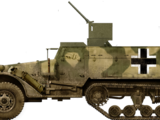 Captured T28E1(a)
