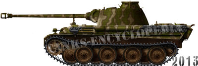 Panther Ausf.A-G Hybrid