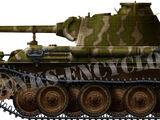 Panzerkampfwagen V Panther Ausf.A/G Hybrid