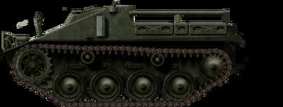 Nachschubpanzer 42-1