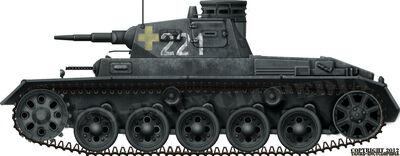 Panzer III Ausf.A