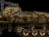 Sd.Kfz.4 Munitionskraftwagen für Nebelwerfer