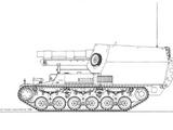 15cm sFH 13/1 (Sf.) auf Geschützwagen Lorraine Schlepper(f) (Sd.Kfz.135/1) (Becker)